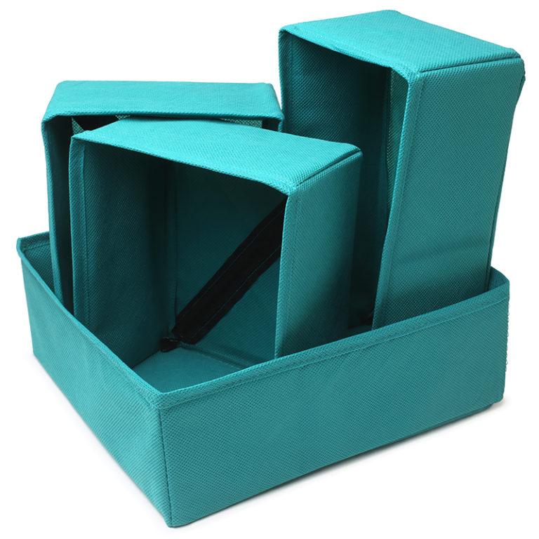 Набор раскладных коробок BelaHome P22