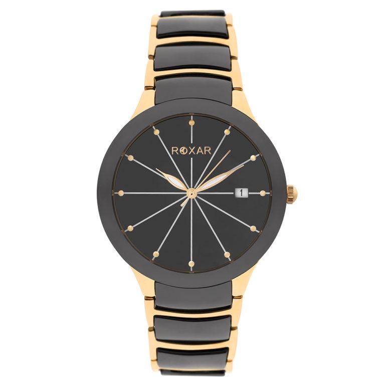 Керамические кварцевые наручные часы Roxar серия LK003