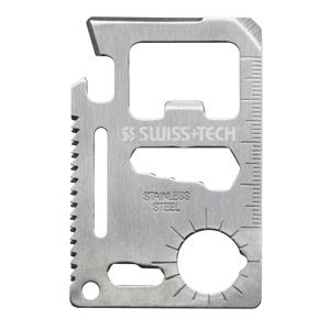 Карманный мультиинструмент Credit Card Multi-Tool Swiss+Tech ST33309
