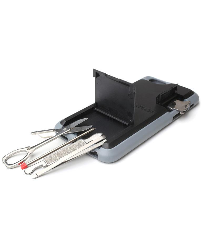 Чехол Smartphone Tool Case для iPhone6 мультиинструмент Swiss+Tech ST50240