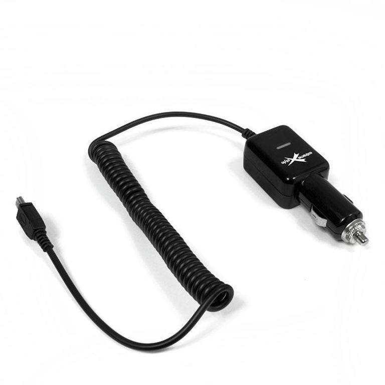 Автомобильное зарядное устройство Extreme Style micro USB 2.1A