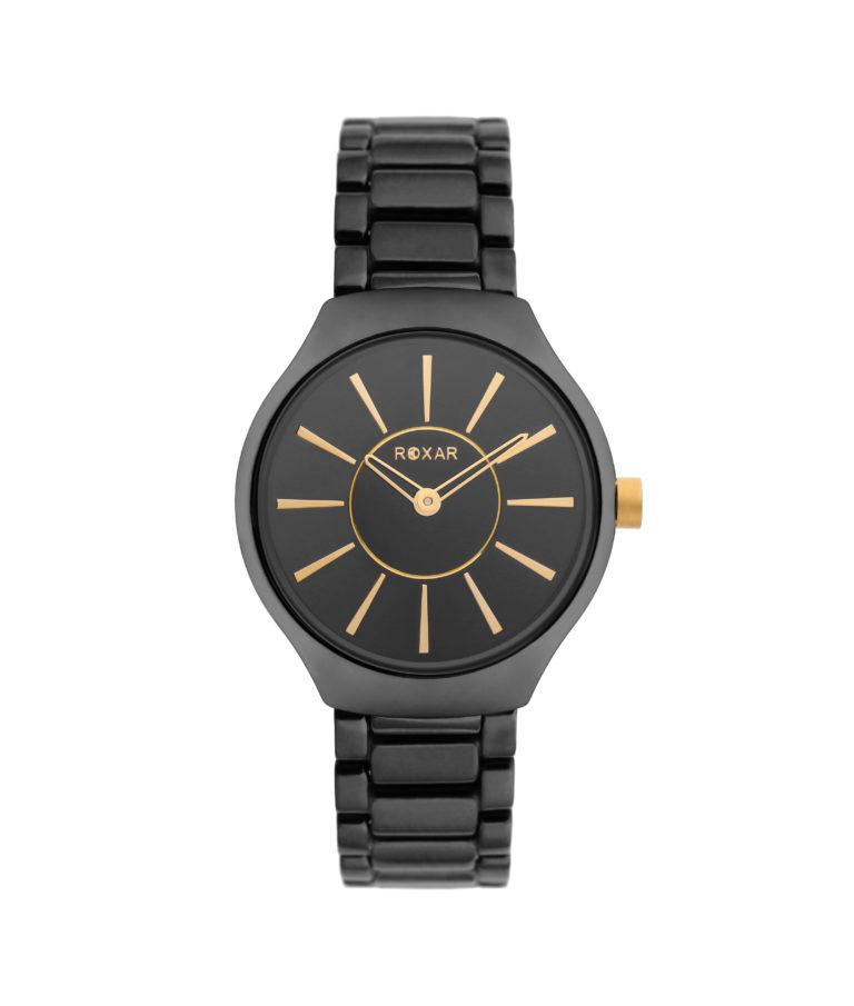 Керамические кварцевые наручные часы Roxar серия LK002