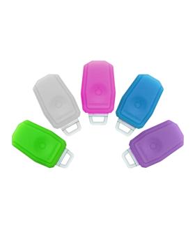 Карманный фонарик-брелок Swiss+Tech Micro-Light Ice ST50051