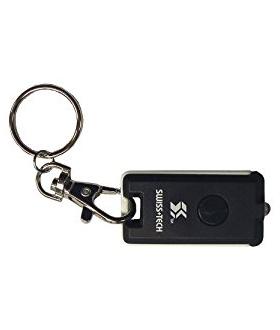 Карманный фонарик-брелок Swiss+Tech Micro-Light Smart Phone Stand ST50080