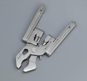 Складной универсальный карманный набор инструментов Micro-Max Xtreme Swiss+Tech ST53130