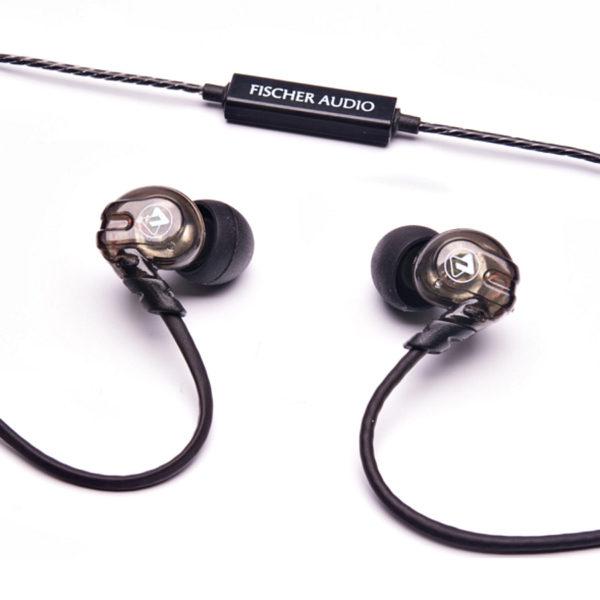 Наушники-гарнитура Fischer Audio Omega