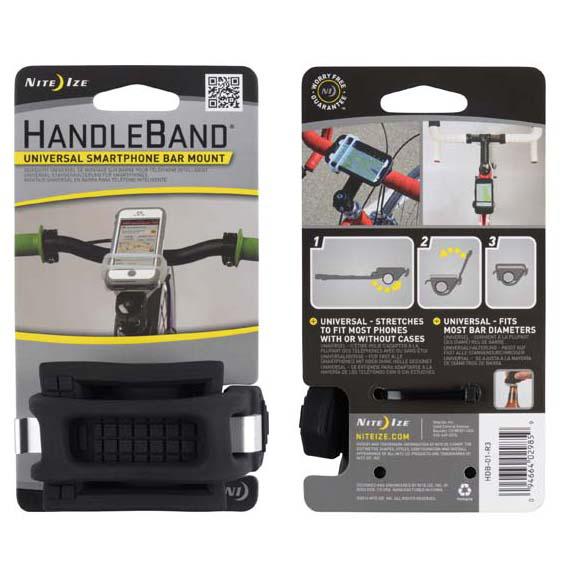 Универсальное крепление смартфона на велосипедный руль Nite Ize HandleBand