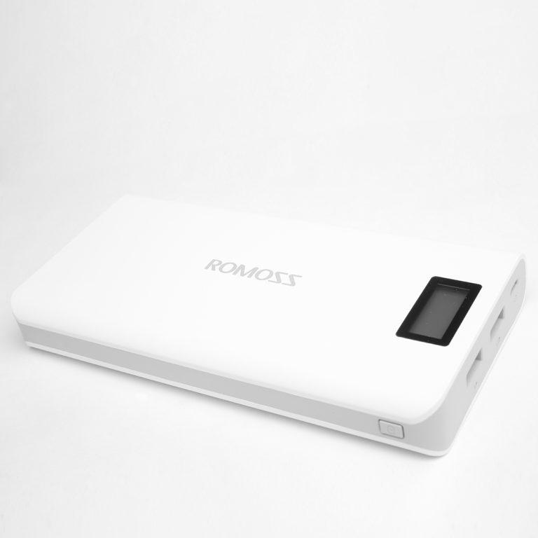 Универсальный внешний аккумулятор ROMOSS Solo 6 Plus