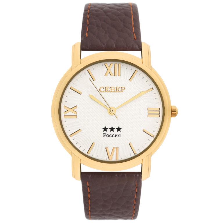 Кварцевые наручные часы СЕВЕР серия A2035-010