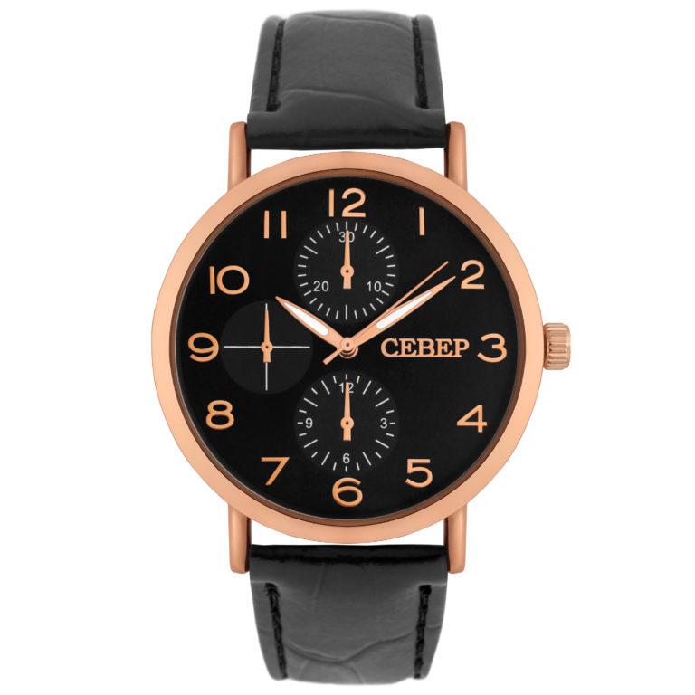 Кварцевые наручные часы СЕВЕР серия A2035-013
