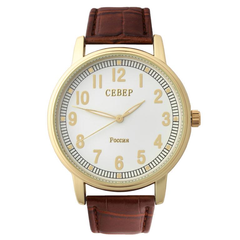 Кварцевые наручные часы СЕВЕР серия A2035-020