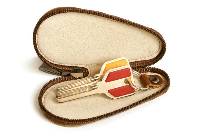 Ключницы из натуральной кожи (производство на заказ)