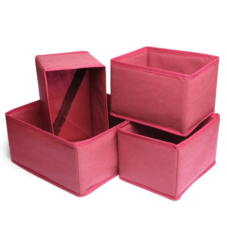 Набор раскладных коробок BelaHome M18
