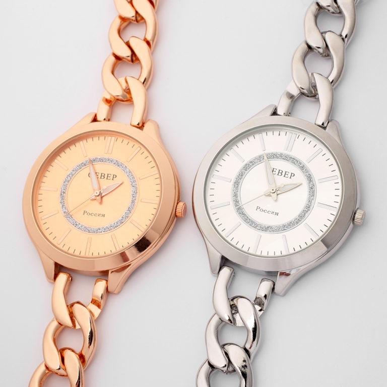 Кварцевые наручные часы СЕВЕР серия M2035-006