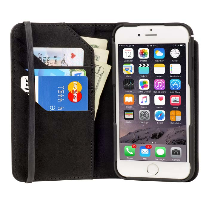 Чехол Nite Ize Connect Wallet and Case для iPhone 6/6S