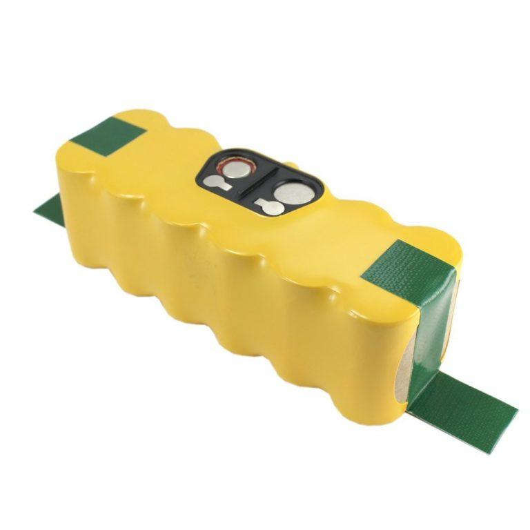 Сменные аккумуляторы для пылесосов роботов