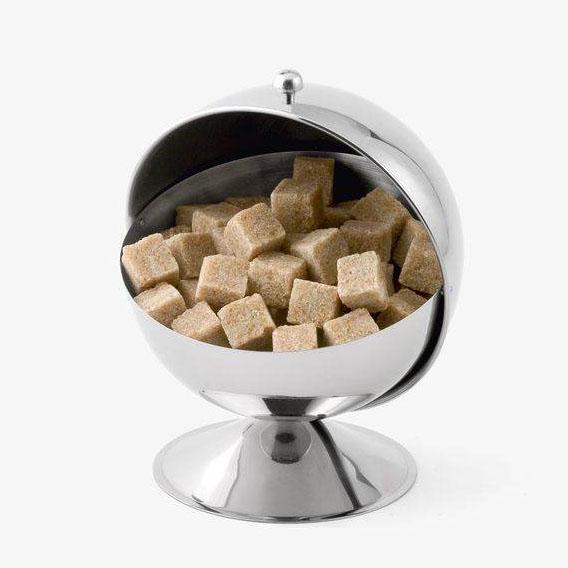 Сахарница в форме шара Karl Weis