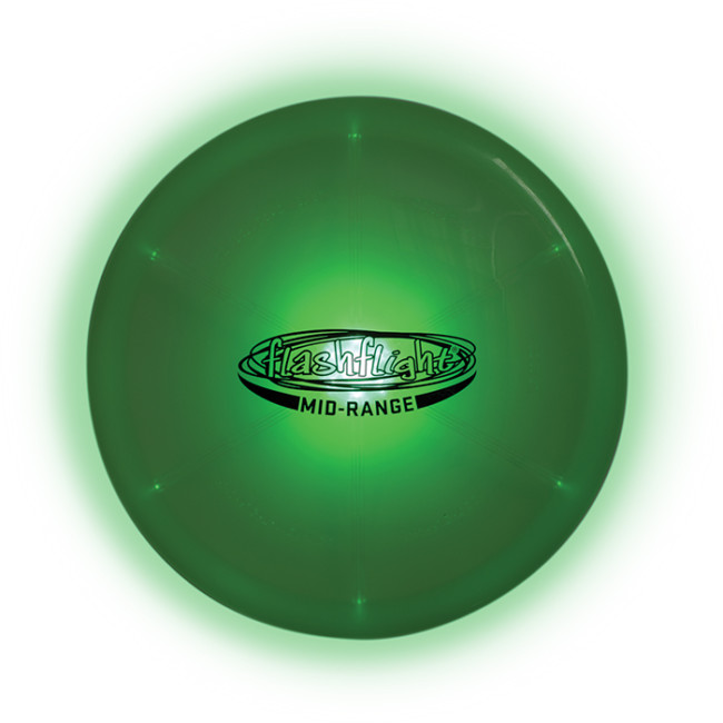 Летающая тарелка диск фрисби для диск-гольфа Nite Ize Flashflight LED Disc Golf Discs