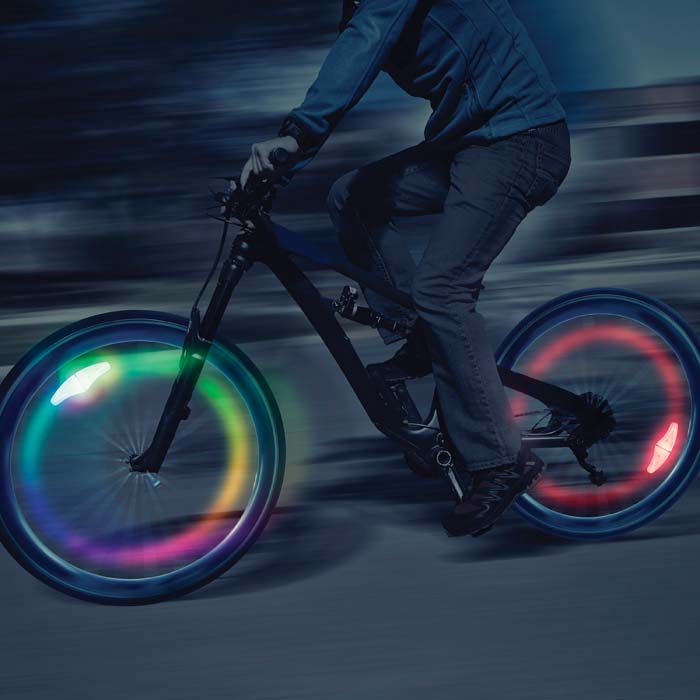 Светодиодные насадки на колеса Nite Ize SpokeLit LED Wheel Light