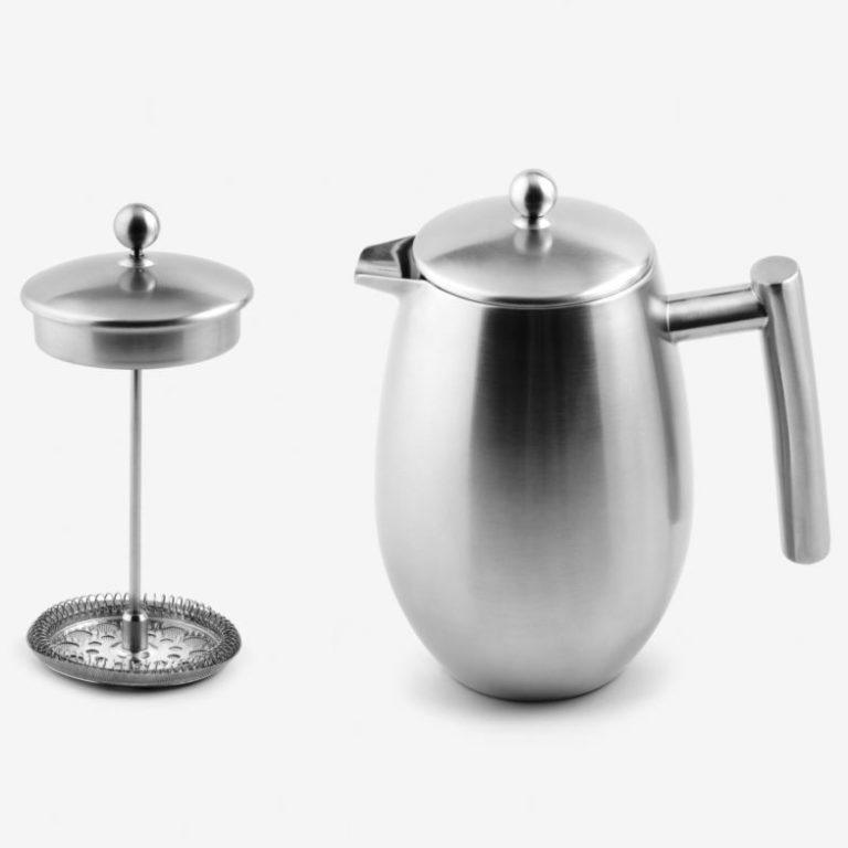 Френч-пресс для кофе/чая c двойными стенками Karl Weis