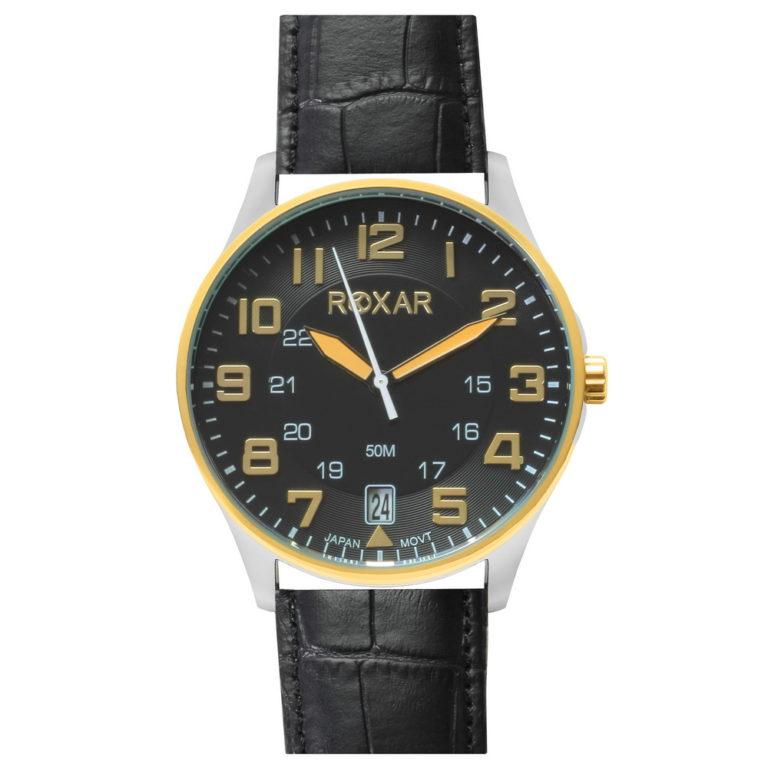 Кварцевые наручные часы Roxar серия GR873