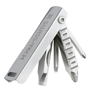 Мультиинструмент Swiss+Tech набор отверток Screwz-All 6-in-1 ToolST50119
