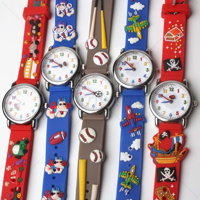 Наручные кварцевые детские часы