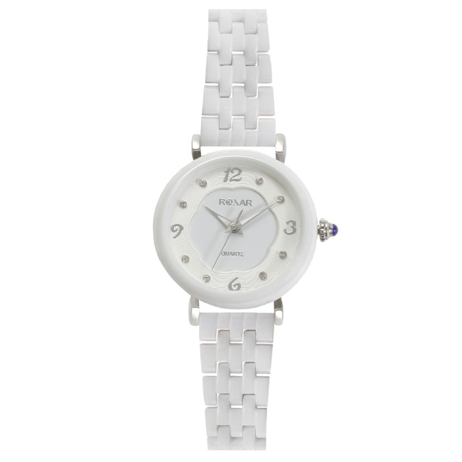 Керамические кварцевые наручные часы Roxar серия LK013