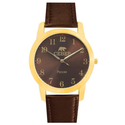 Кварцевые наручные часы СЕВЕР серия O2035-101
