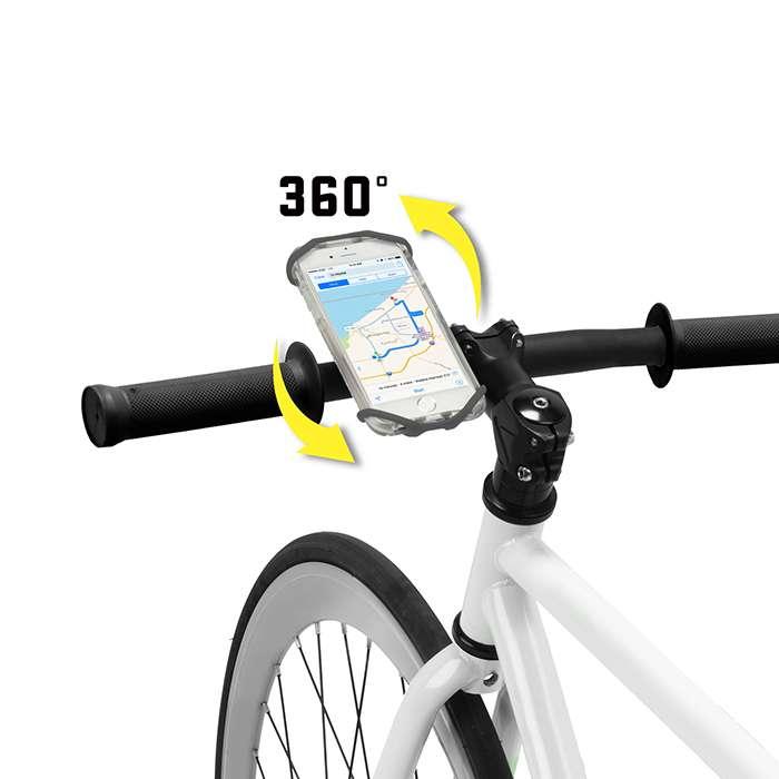 Велосипедный держатель Nite Ize для телефона Wraptor Bar Mount