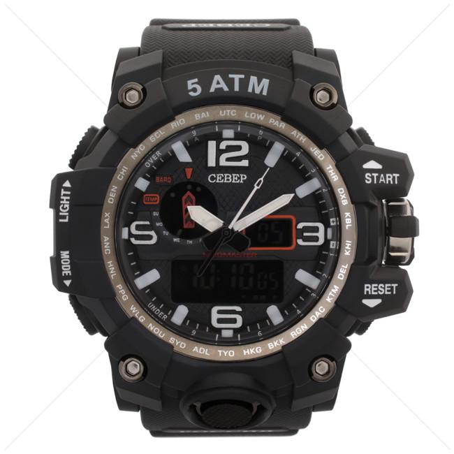 Кварцевые наручные часы СЕВЕР серия C2035-001