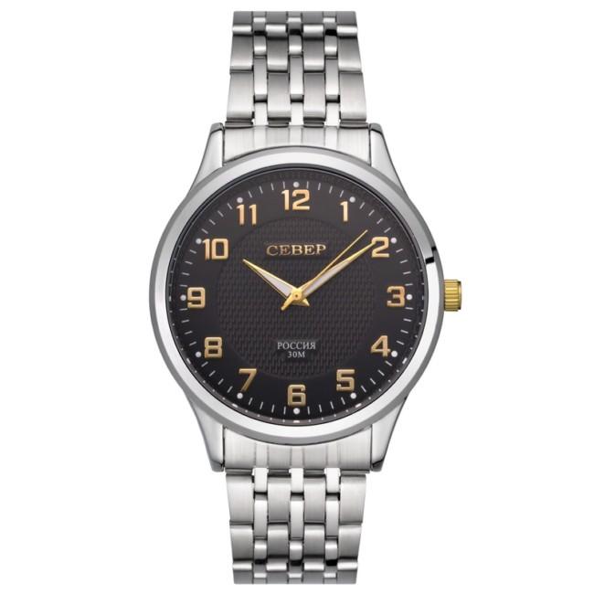 Кварцевые наручные часы СЕВЕР серия E2035-020