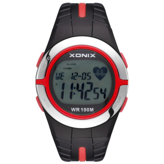 Кварцевые наручные часы XONIX серия HRM2