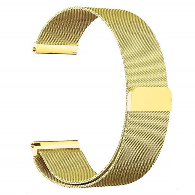 Стальные браслеты сетка на магните для наручных часов