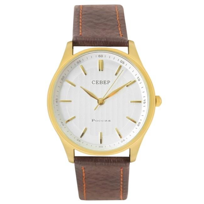 Кварцевые наручные часы СЕВЕР серия A2035-040