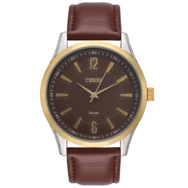 Кварцевые наручные часы СЕВЕР серия B2035-002