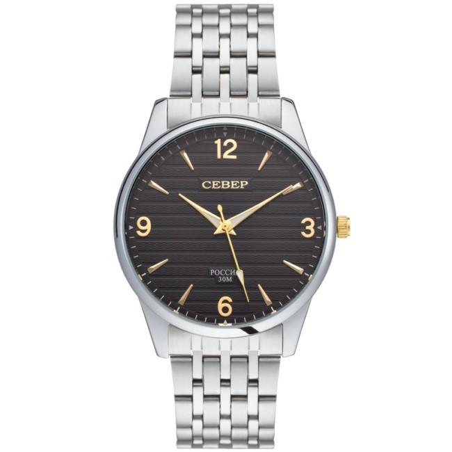 Кварцевые наручные часы СЕВЕР серия E2035-023