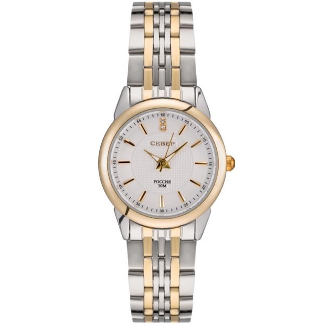 Кварцевые наручные часы СЕВЕР серия M2035-012