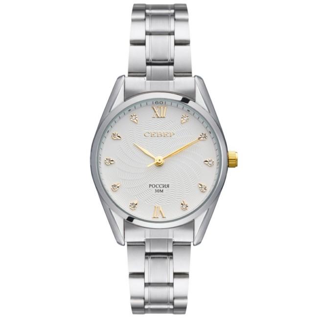 Кварцевые наручные часы СЕВЕР серия M2035-015