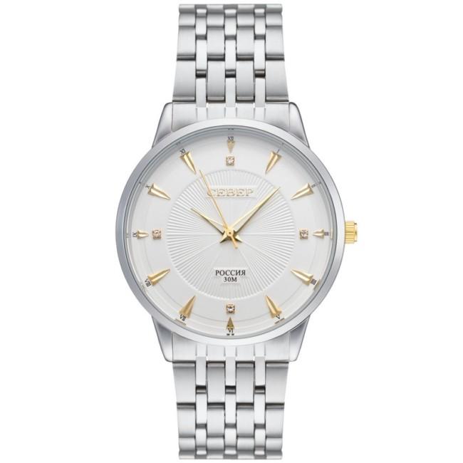 Кварцевые наручные часы СЕВЕР серия M2035-017