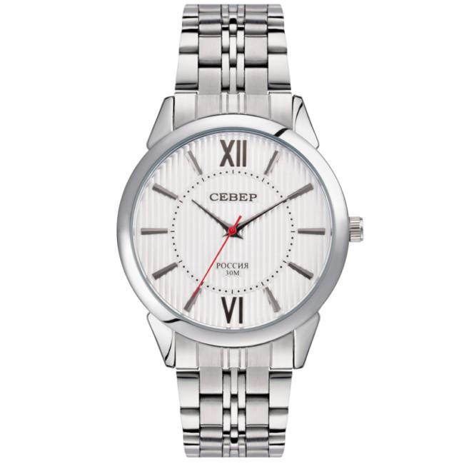 Кварцевые наручные часы СЕВЕР серия E2035-018