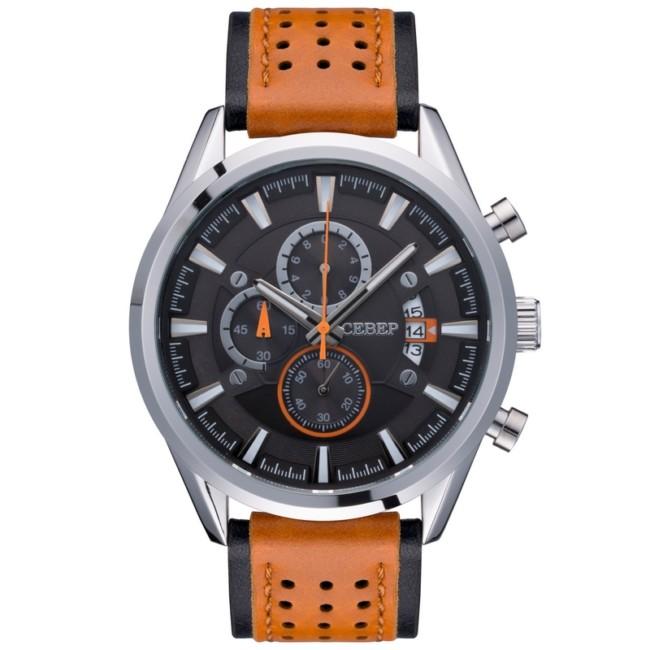 Кварцевые наручные часы СЕВЕР серия MM101
